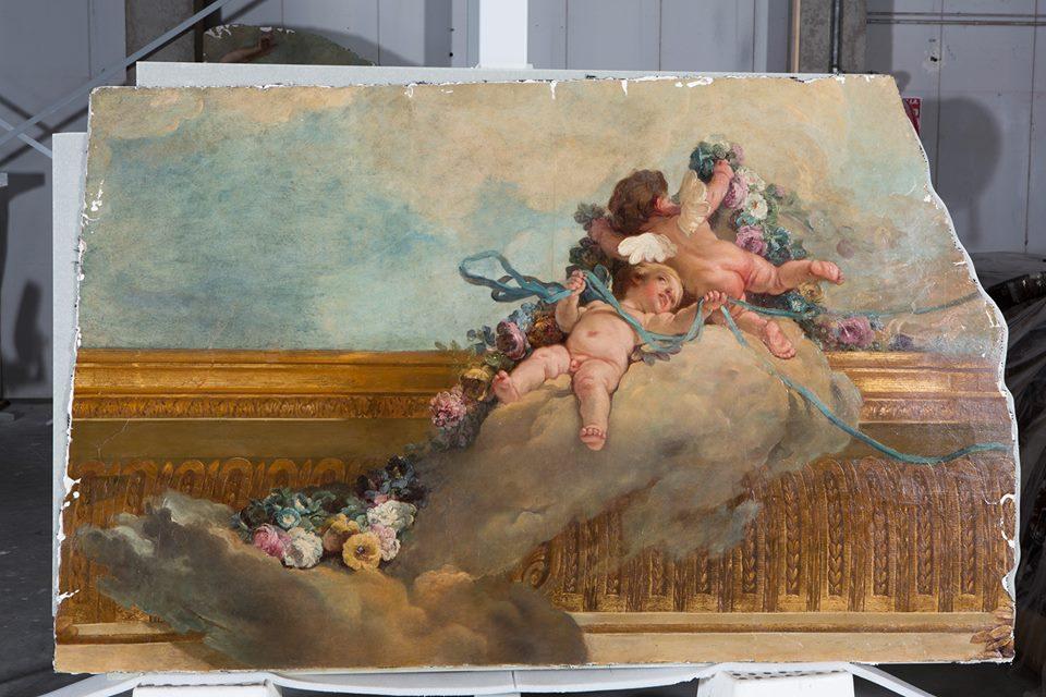 Expo. Archives nat. Les décors de la Chancellerie d'Orléans 11988211