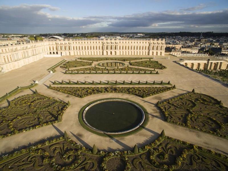 Cycle de conférences : Versailles entre château & jardin 12191010