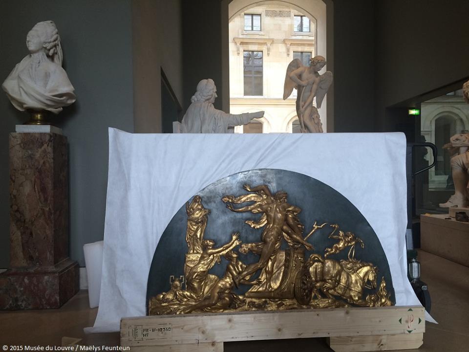 Expo. Archives nat. Les décors de la Chancellerie d'Orléans 15574311