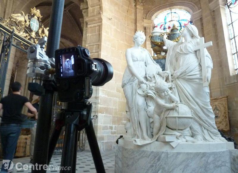 Fontainebleau : expo Le Dauphin, l'artiste et le philosophe 21972510