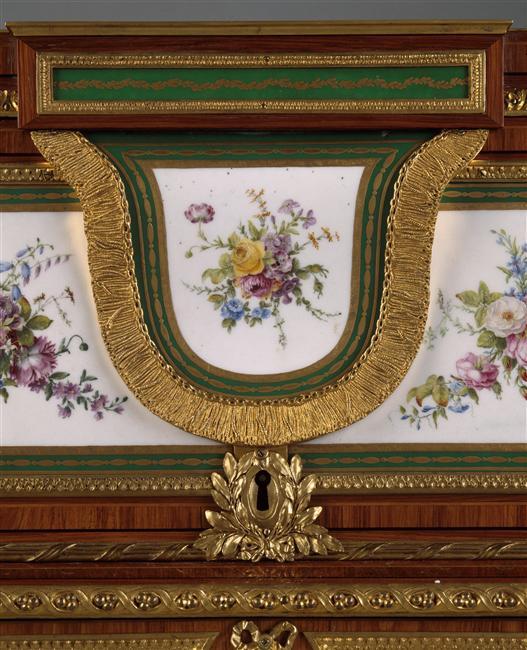 De Marie-Antoinette à Joséphine, le goût de la porcelaine 97-00810