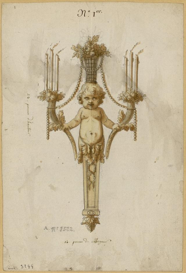Expo: Dessiner et ciseler le bronze, Jean-Louis Prieur Arton510