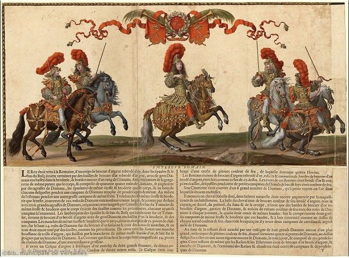 """Exposition """"Louis de Versailles"""": Un Roi, une ville Bagues11"""