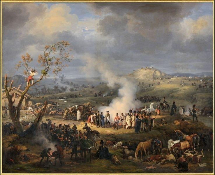 Le bivouac de Napoléon, luxe et ingéniosité en campagne Bivoua11