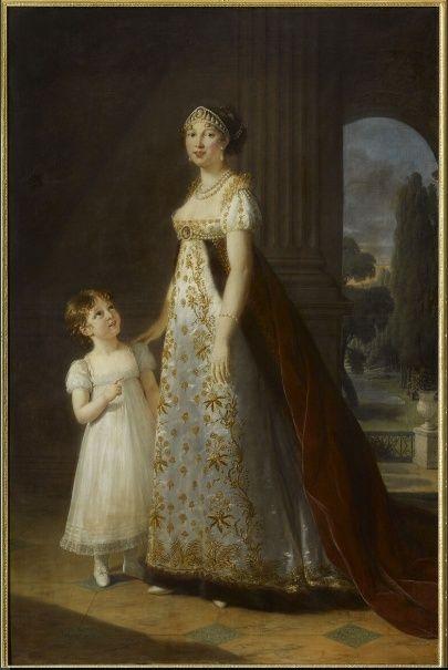 Expo. Caroline, soeur de Napoléon, reine de arts Caroli11