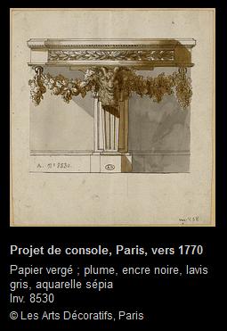 Expo: Dessiner et ciseler le bronze, Jean-Louis Prieur Consol10