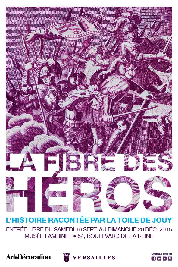 Expo : La Fibre des héros au musée Lambinet Cooejb10