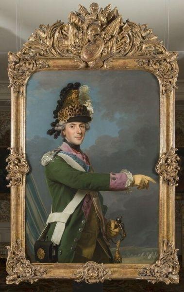 Fontainebleau : expo Le Dauphin, l'artiste et le philosophe Dauphi10