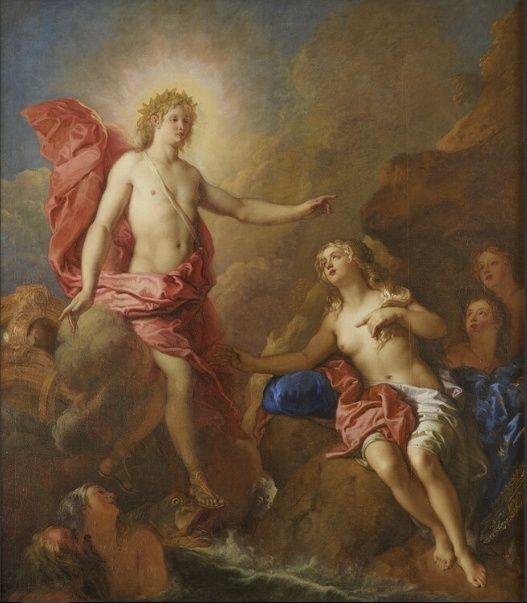 Les Amours des dieux Charles de La Fosse à Nantes Fosse_11