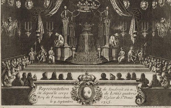 ballet - Sur France Musique. Louis XIV, un règne en musique Mort_d10