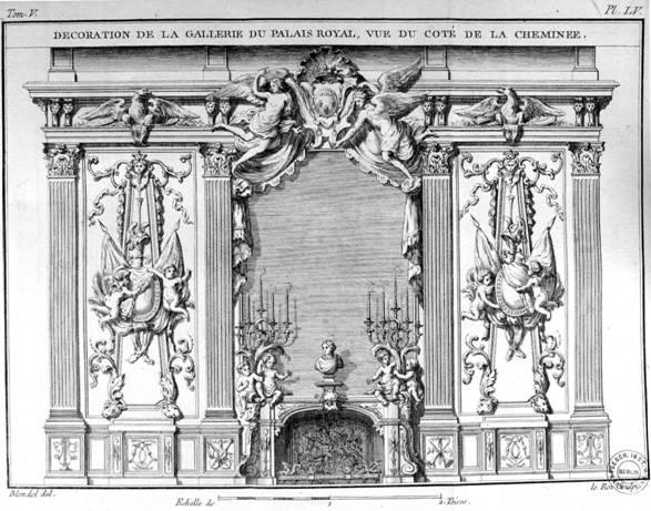 Du « Portrait du Roi » aux portraits du Régent Palais10