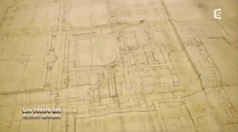 Les trésors des Archives nationales sur France 5 Plan_110