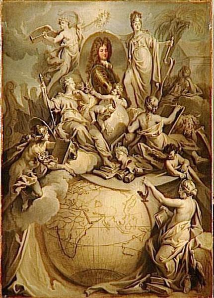 Du « Portrait du Roi » aux portraits du Régent Rygent13