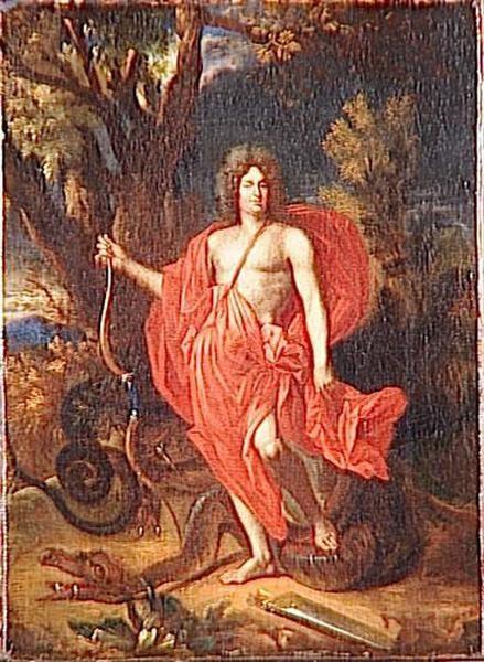 Du « Portrait du Roi » aux portraits du Régent Rygent14
