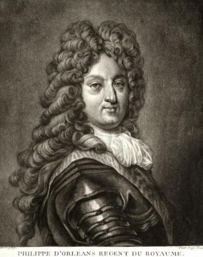 Du « Portrait du Roi » aux portraits du Régent Rygent15
