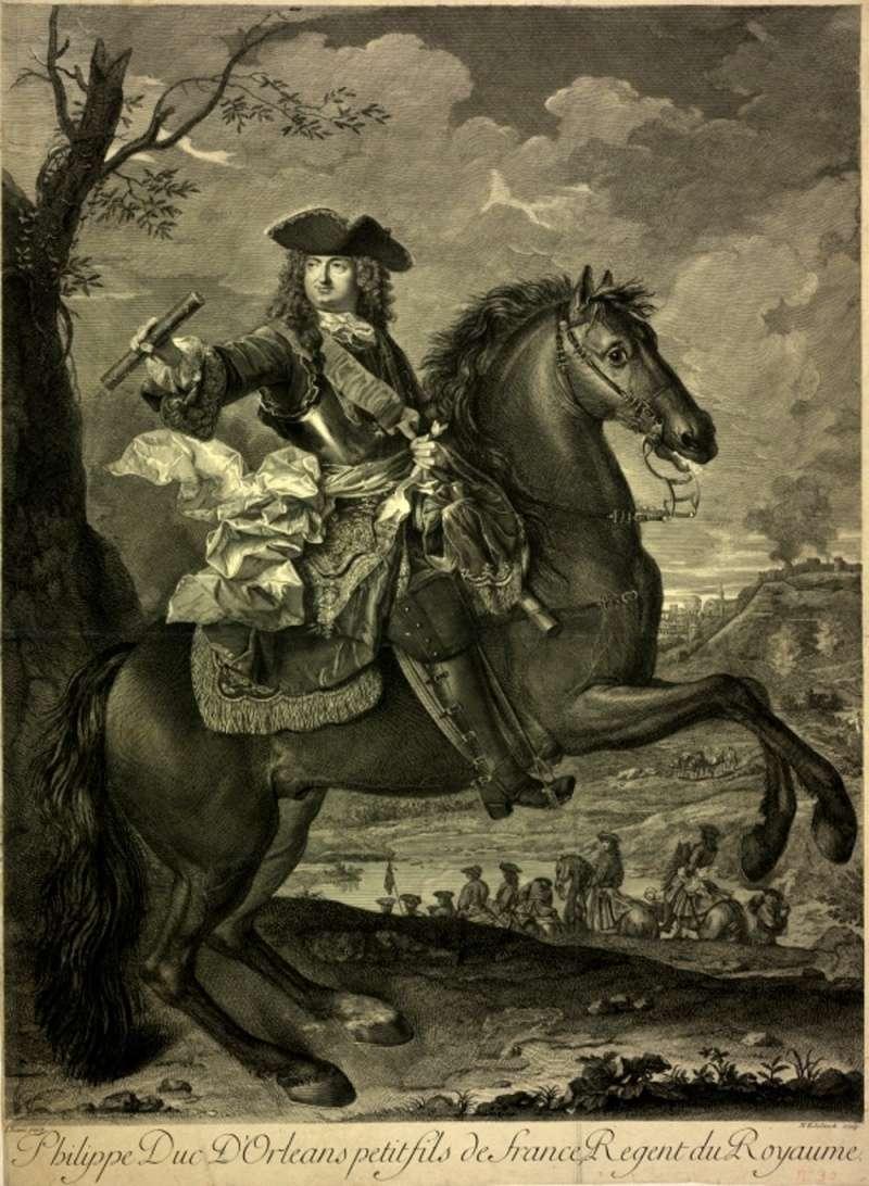 Du « Portrait du Roi » aux portraits du Régent Rygent17