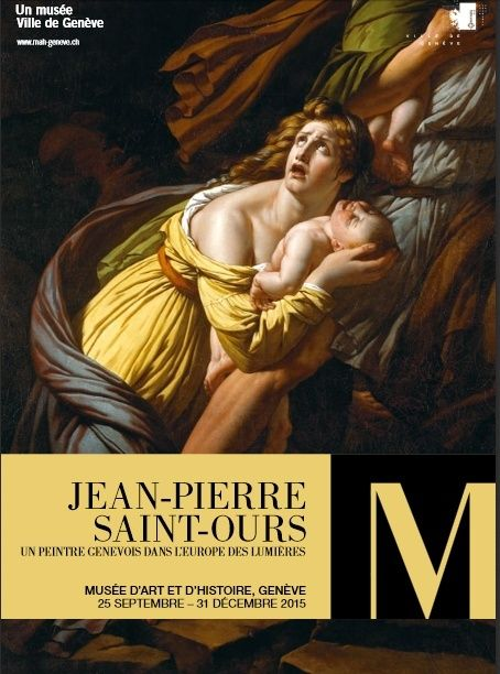 Exposition Jean-Pierre Saint-Ours (1752–1809) à Genève Saint-10