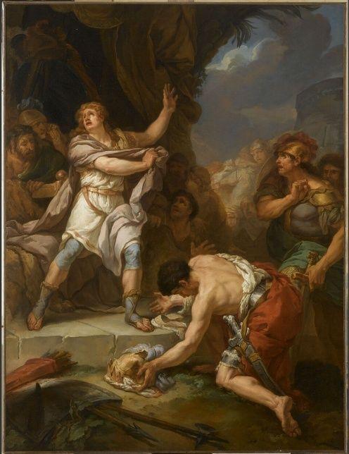 Exposition Jean-Pierre Saint-Ours (1752–1809) à Genève Saint-11