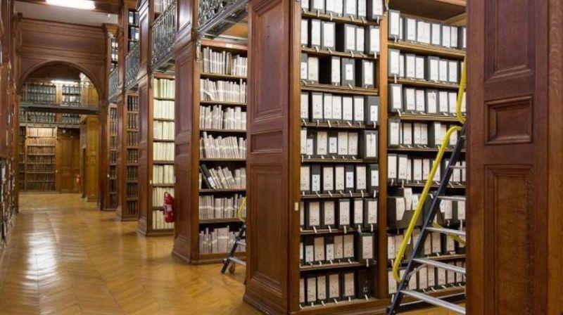 Les trésors des Archives nationales sur France 5 Trysor10