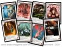 DRAKO: un jeu de cartes en Réalité Augmentée Cartes12