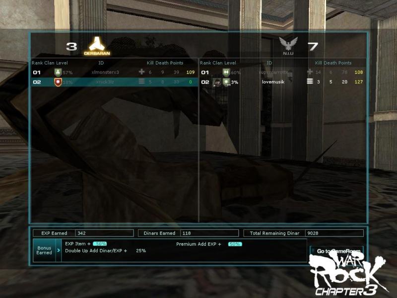 Fun War /TO/ vs. DBBZ Screen10
