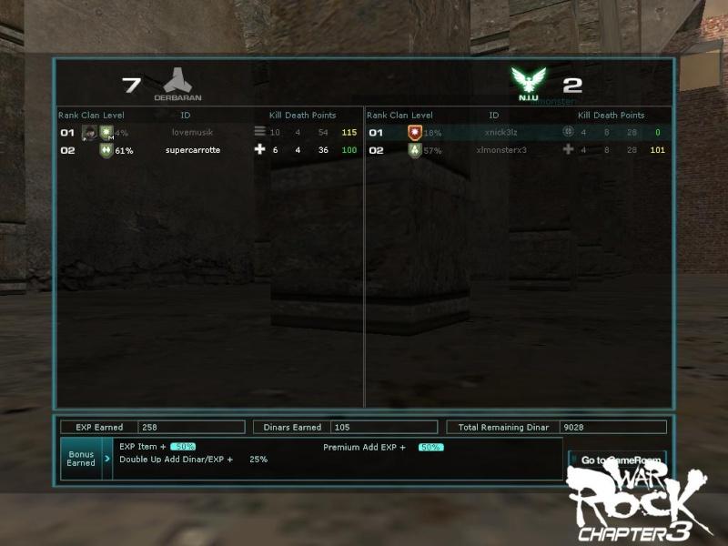 Fun War /TO/ vs. DBBZ Screen12