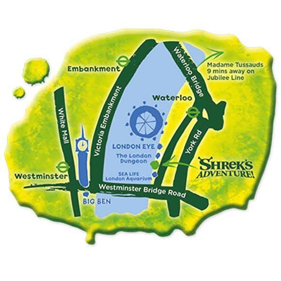 [Attraction] DreamWorks Tours - Shrek's Adventure (Londres) 5241-110