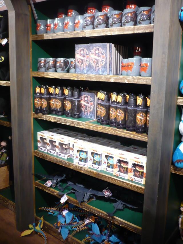 [Attraction] DreamWorks Tours - Shrek's Adventure (Londres) P1270116