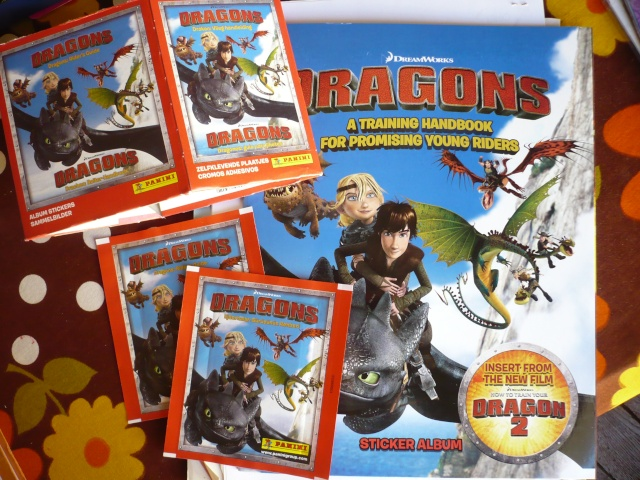 [Série TV] Dragons (DreamWorks) - Page 2 P1270610