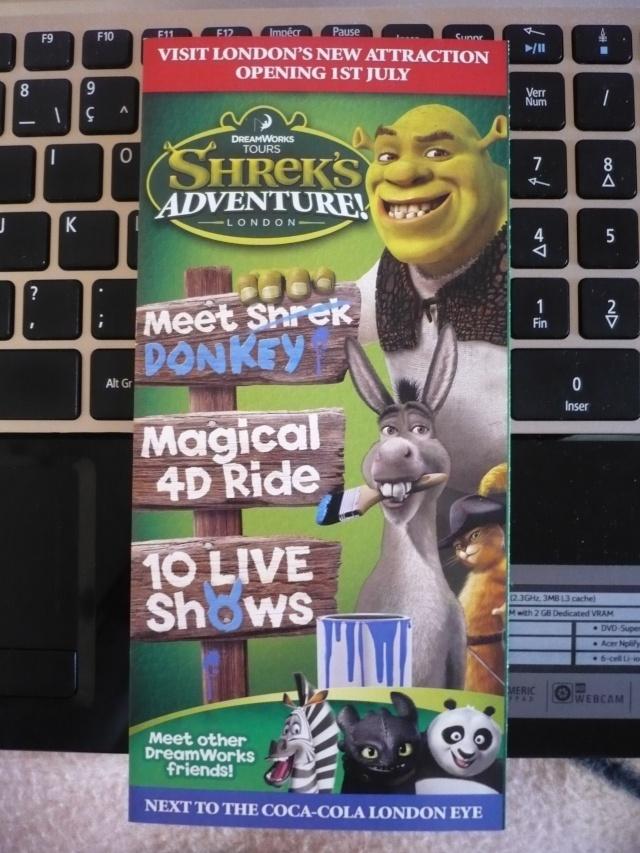 [Attraction] DreamWorks Tours - Shrek's Adventure (Londres) P1270910