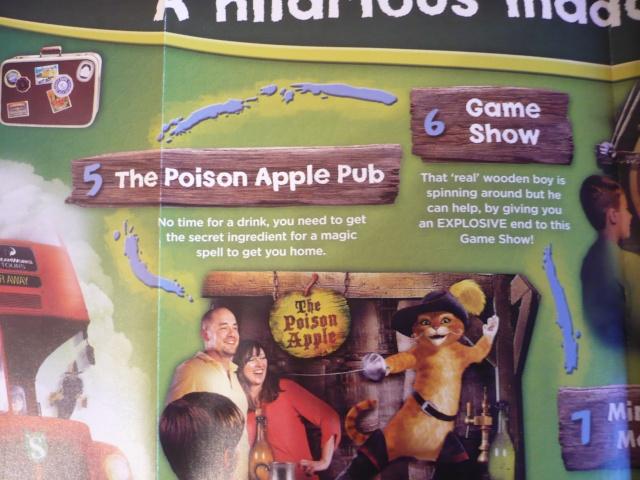 [Attraction] DreamWorks Tours - Shrek's Adventure (Londres) P1270914