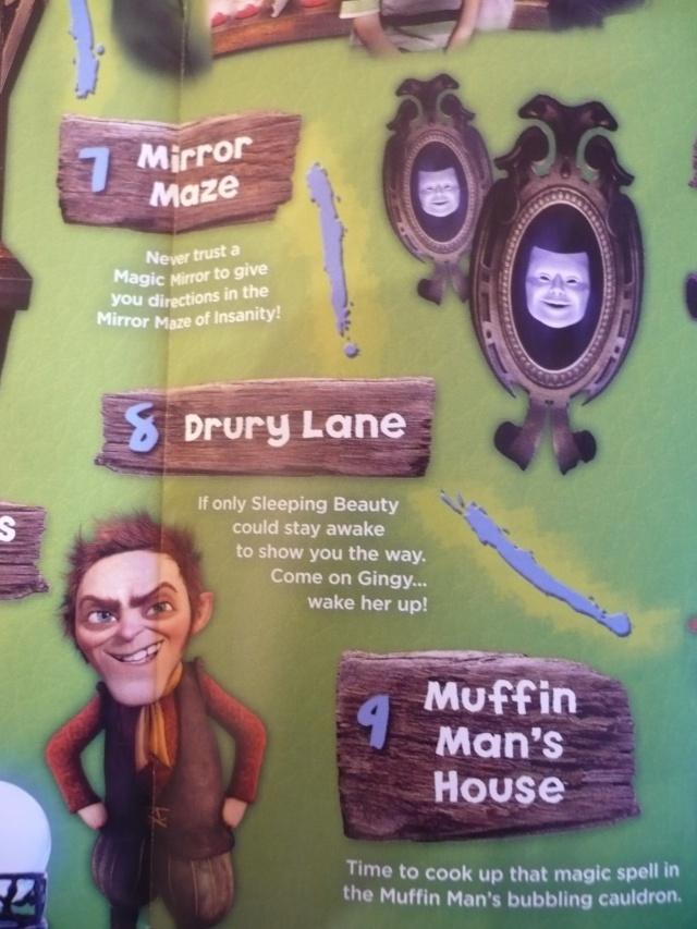 [Attraction] DreamWorks Tours - Shrek's Adventure (Londres) P1270915