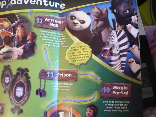 [Attraction] DreamWorks Tours - Shrek's Adventure (Londres) P1270916