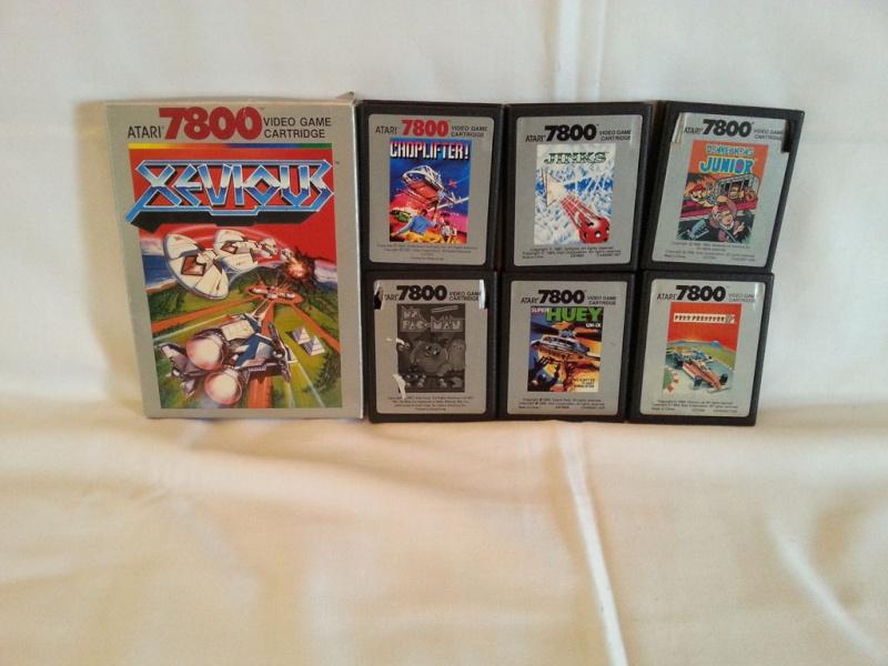Collection Horeus Atari_16