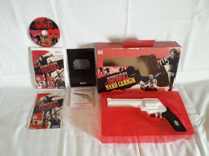 Collection Horeus Wii_811
