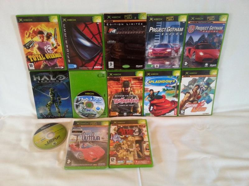 Collection Horeus Xbox_310