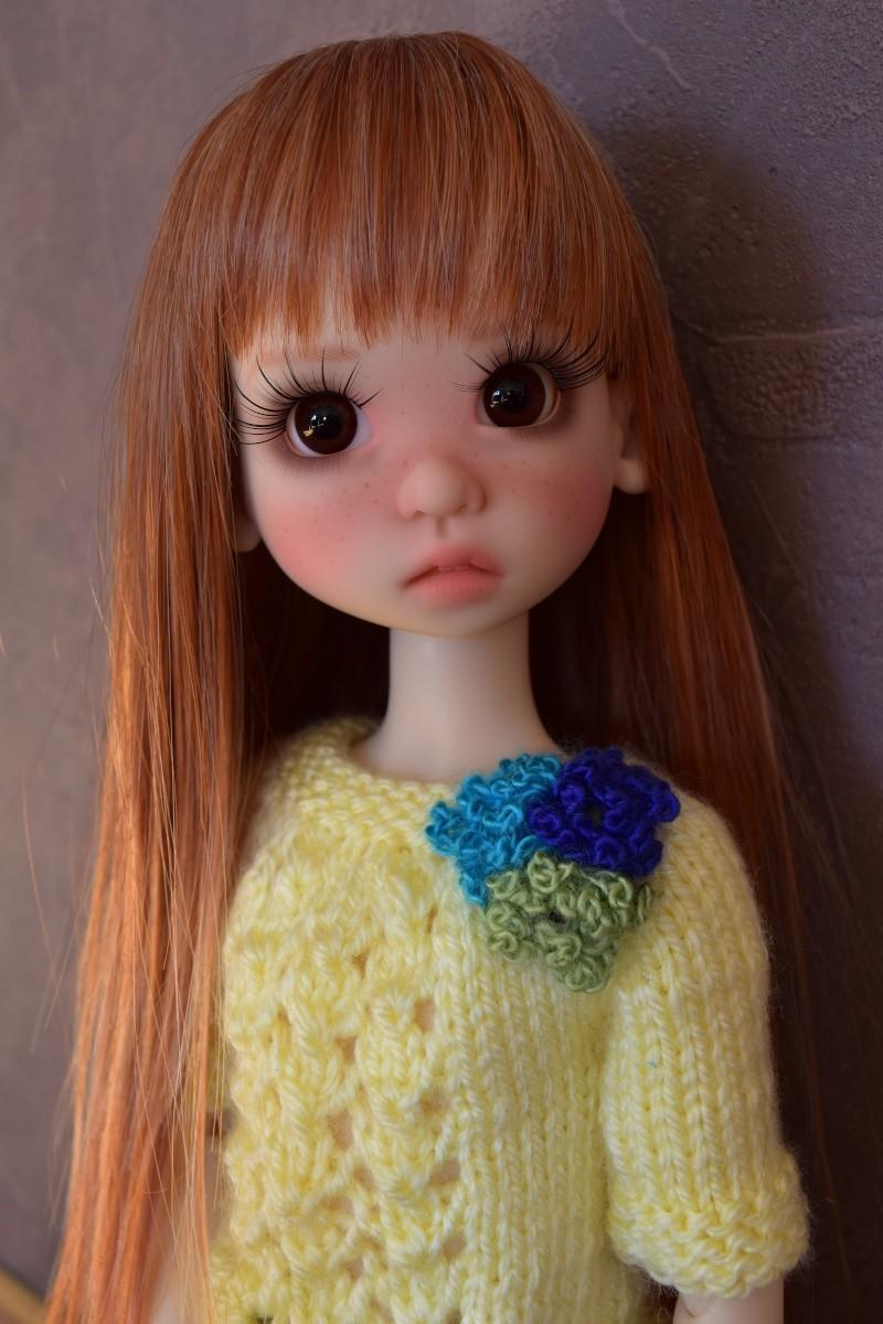 Gracie a un nouveau make up et nouvelle tenue le 15/08/16 91710