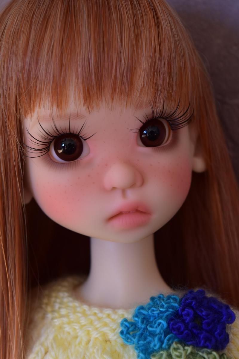 Gracie a un nouveau make up et nouvelle tenue le 15/08/16 92110