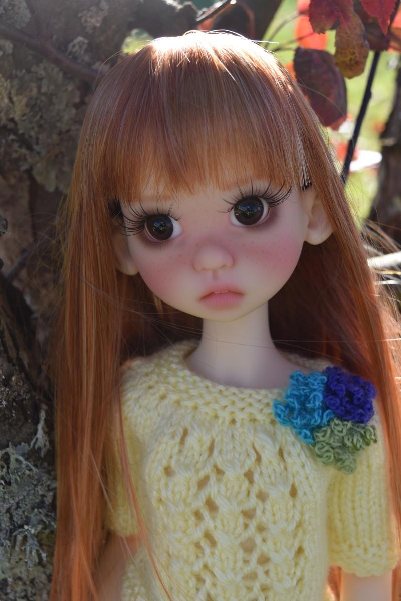 Gracie a un nouveau make up et nouvelle tenue le 15/08/16 Dsc_0013
