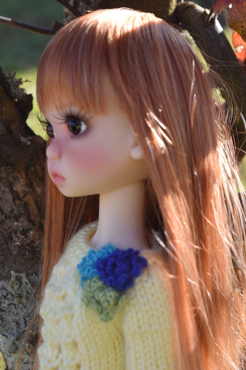 Gracie a un nouveau make up et nouvelle tenue le 15/08/16 Dsc_0014