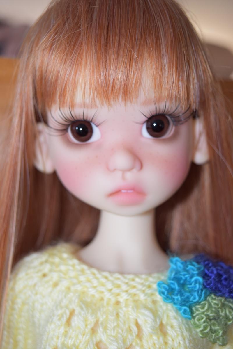 Gracie a un nouveau make up et nouvelle tenue le 15/08/16 Dsc_1010