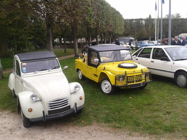 8e Festival de voitures anciennes à Dourdan, le 4 octobre 2015 2015-116