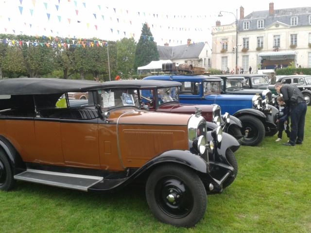 8e Festival de voitures anciennes à Dourdan, le 4 octobre 2015 2015-120