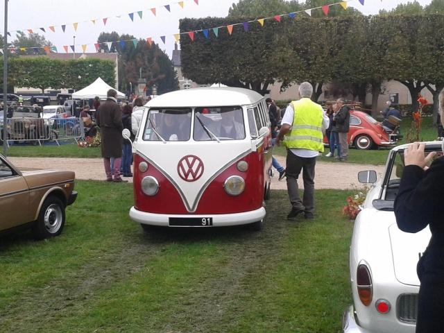 8e Festival de voitures anciennes à Dourdan, le 4 octobre 2015 2015-138