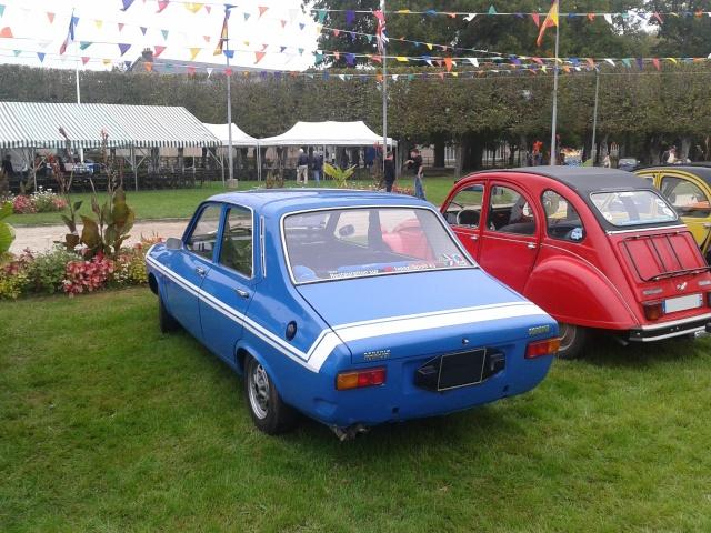 8e Festival de voitures anciennes à Dourdan, le 4 octobre 2015 2015-140