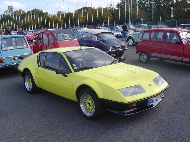 AUTOMEDON L'AUTRE SALON AUTO MOTO DE COLLECTION Autom106