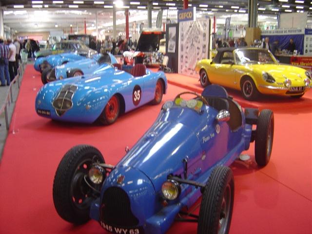 AUTOMEDON L'AUTRE SALON AUTO MOTO DE COLLECTION Autome14
