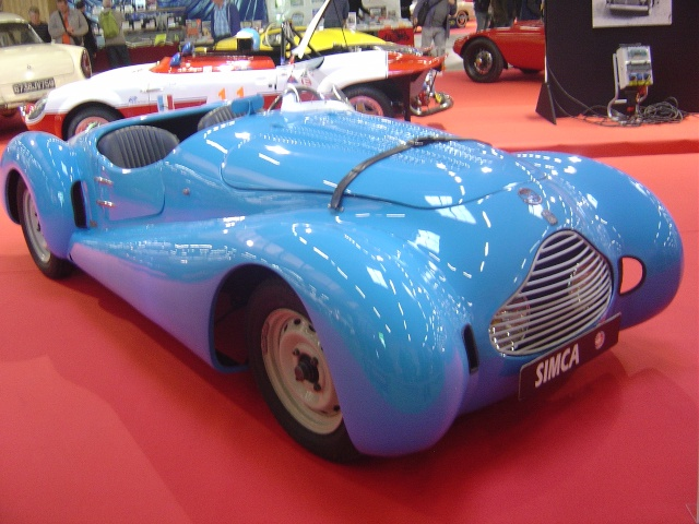 AUTOMEDON L'AUTRE SALON AUTO MOTO DE COLLECTION Autome16