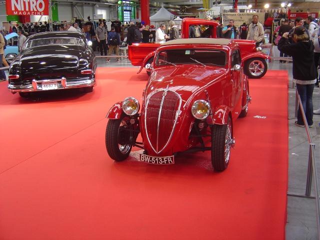AUTOMEDON L'AUTRE SALON AUTO MOTO DE COLLECTION Autome43
