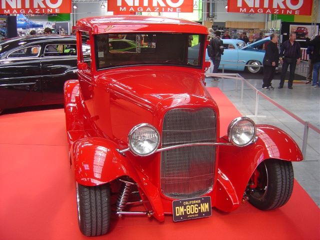 AUTOMEDON L'AUTRE SALON AUTO MOTO DE COLLECTION Autome44